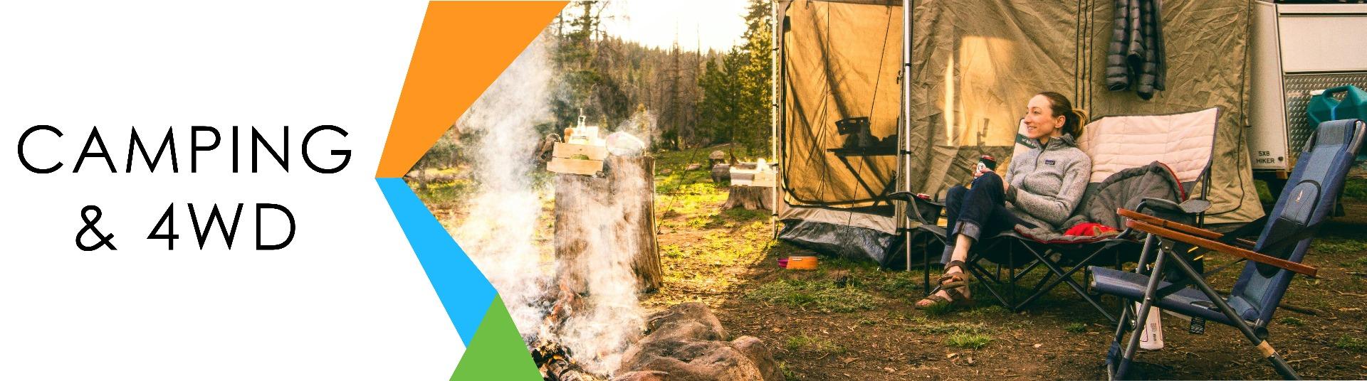 Camping & 4WD