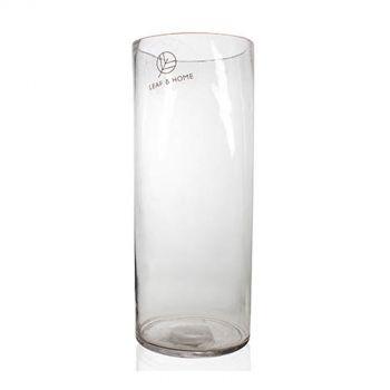 Hand Crafted Cylinder Glass Vase