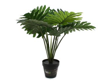 Artificial Philodendron in Pot 60CM
