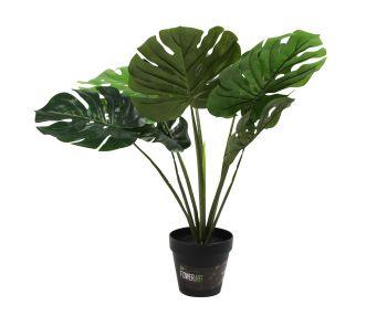 Artificial Monstera Plant in Pot 60CM