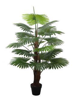 Artificial Fan Palm Potted 120cm