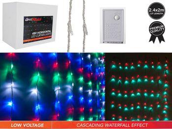 Opti Power 480 LED Curtain Lights