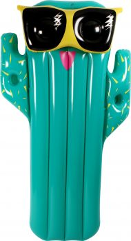 Airtime Inflatable Giant Party Cactus Air Mattress 186X95X30CM