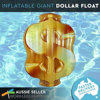 Airtime Inflatable Giant Dollar Air Lounge 157X108CM