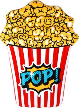 Airtime Inflatable Giant Pop Corn Float 178X126CM