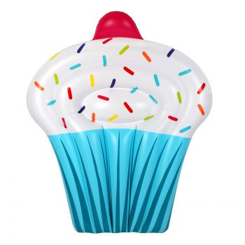 Airtime Inflatable Giant Cupcake 146X123X19CM