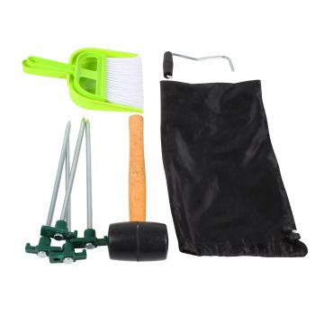 8PC Tent Essential Kit