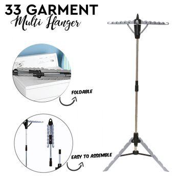 33 Garment Multi Hanger Dryer
