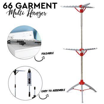 66 Garment Multi Hanger Dryer