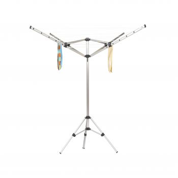 Collapsible Rotary Clothes Line
