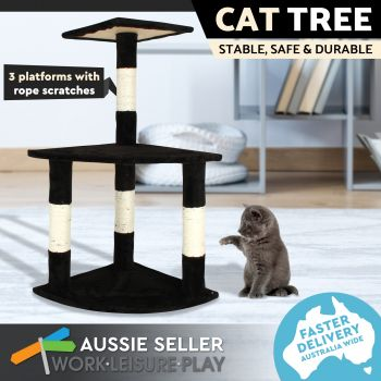 Cat Tree 40x40x80cm 5.2kg