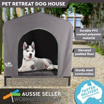 Elevated Pet Kennel Shelter