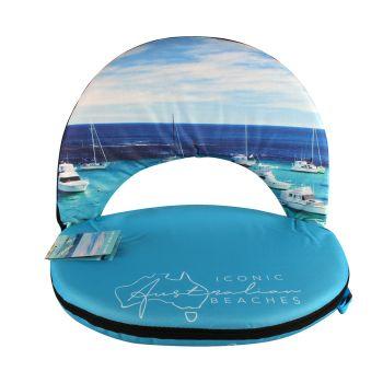 Destination Foldable Carry Picnic Chair w/ Handle Rottnest