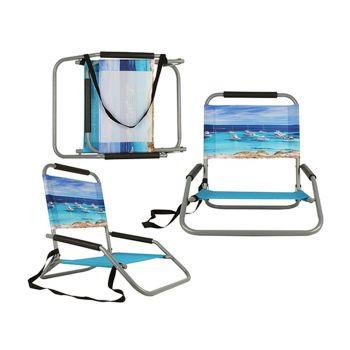 Destination Foldable Beach Chair Rottnest