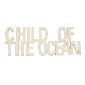 Child of the Ocean Plaque
