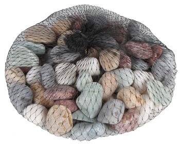 Cruise Mixed Stones In Net Bag