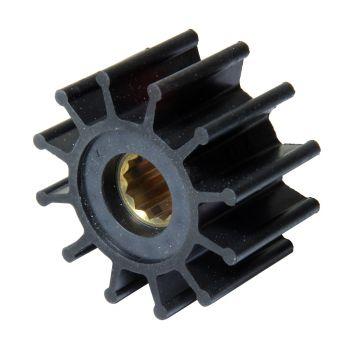 Jabsco Water Pump Impeller Nitrile Model 1210-0003B