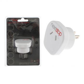 3 Pin Travel Adapter Plug - USA/CANADA