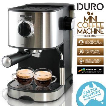 Mini Espresso Coffee Machine Maker 240 VOLT