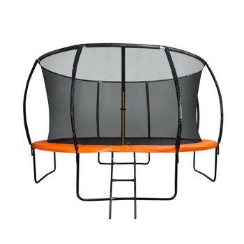 6FT Round Trampoline Orange