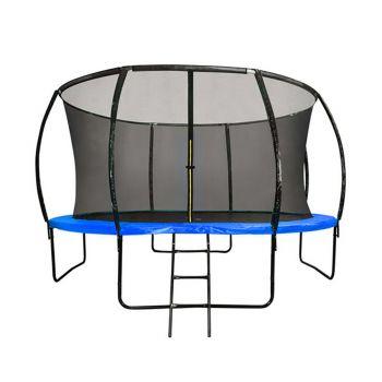 6FT Round Trampoline Blue