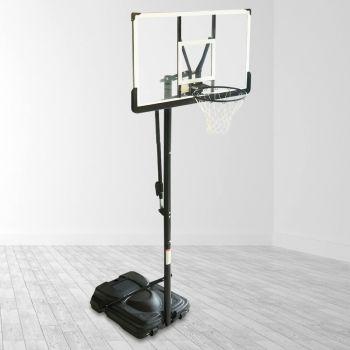 Portable Basketball System