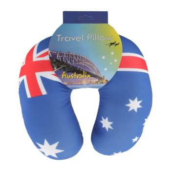 Australian Travel Neck Pillow