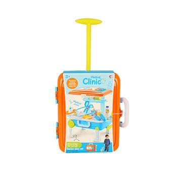 Doctors Clinic Play Box