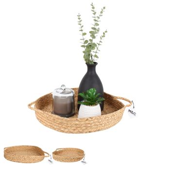 Ali Seagrass Display Tray Set of 2