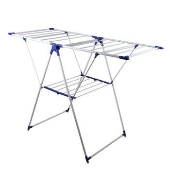Clothes Dryer 156x62x99cm Folding with Shelf