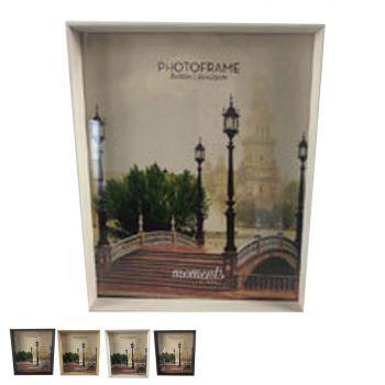 Barcelona Photo Frame Small Paper Wrap