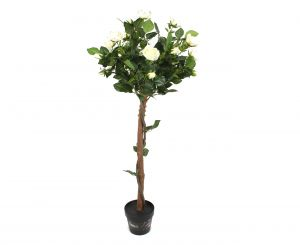 Artificial Rose Tree Potted