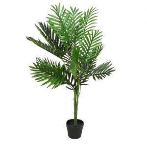 Palm Tree in Plastic Pot