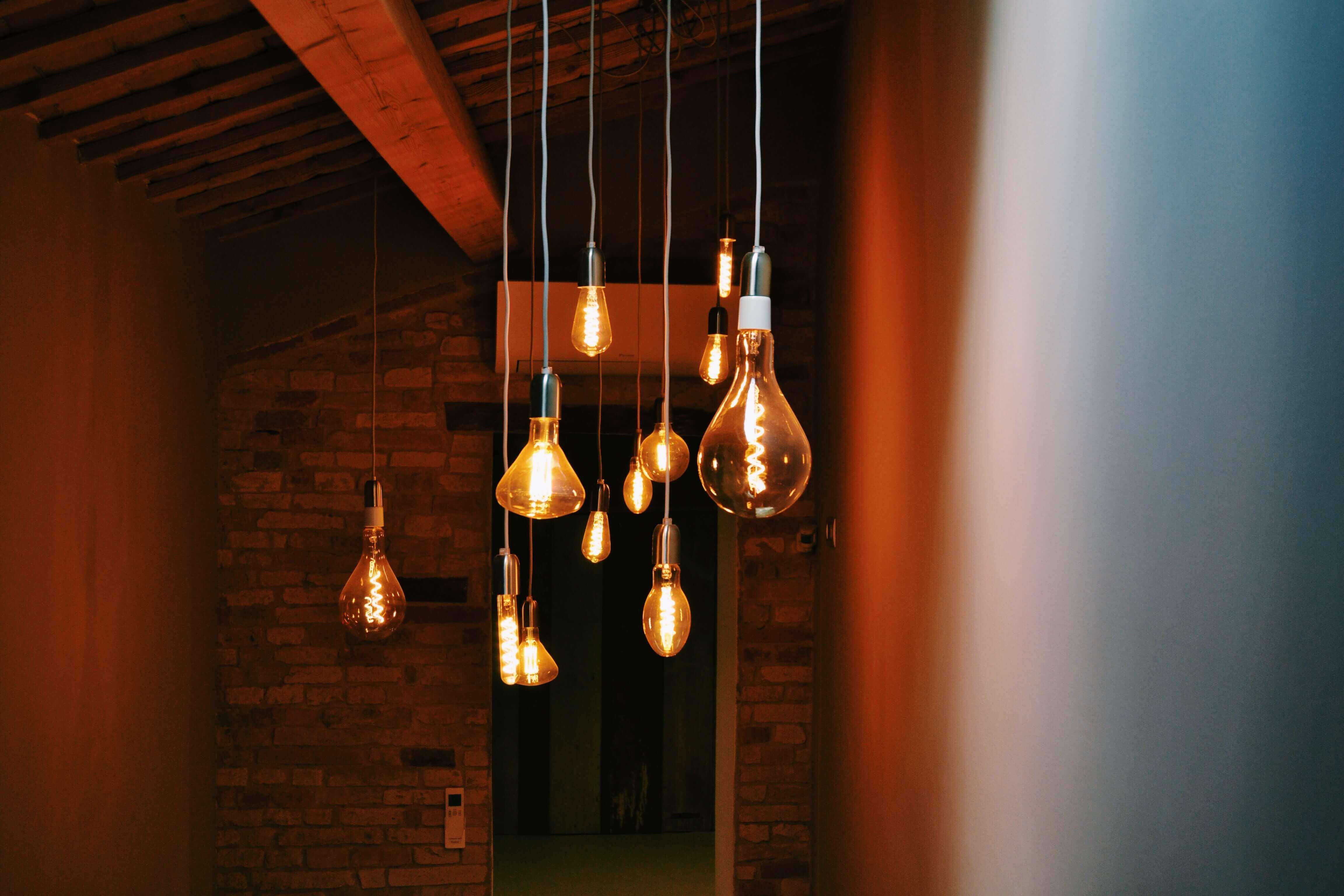 Interior Lighting Design 2020 Golden Trends